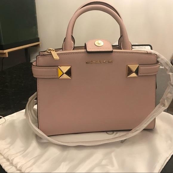 a24315af70 Michael Kors Karla Satchel Handbags